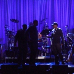 Clive Davis Grammy Party Rehearsal w/ Diddy