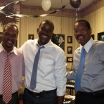 My Birthday Celebration w/ Bishop Charles E. Blake & Elder Lawrence Blake